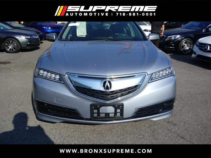 Pre-Owned 2016 Acura TLX 8-Spd DCT