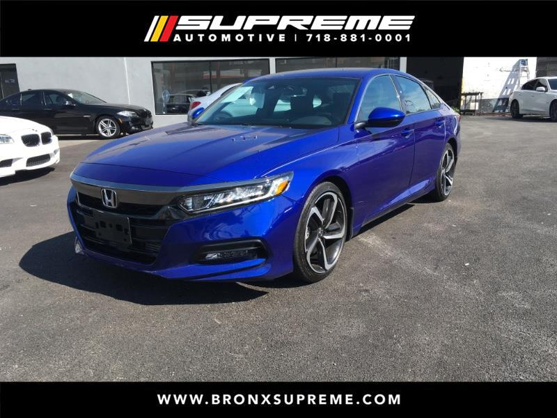 Pre-Owned 2019 Honda Accord Sport CVT