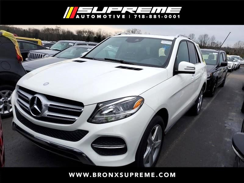 Pre-Owned 2017 Mercedes-Benz GLE GLE350 4MATIC®