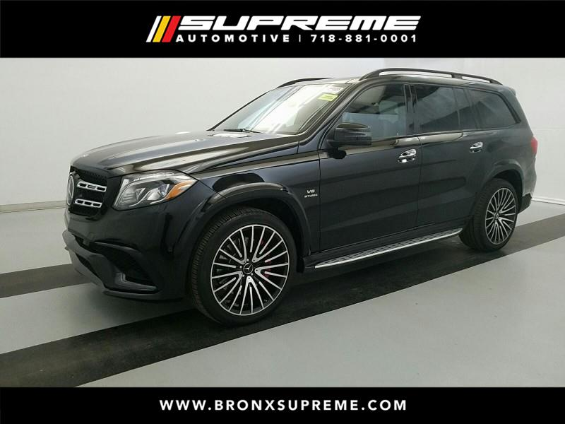 Pre-Owned 2018 Mercedes-Benz GLS GLS63 AMG®