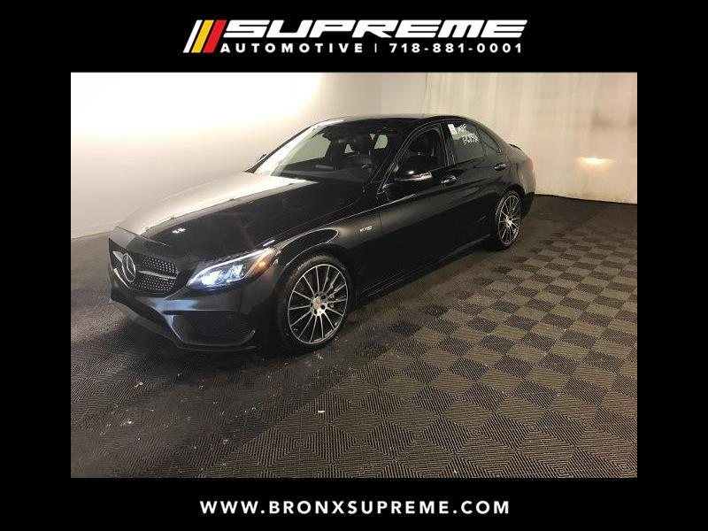 Pre-Owned 2017 Mercedes-Benz C-Class AMG® C43 Sedan
