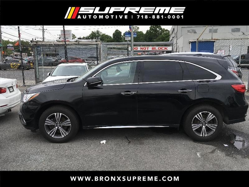 Pre-Owned 2017 Acura MDX SH-AWD 9-Spd AT