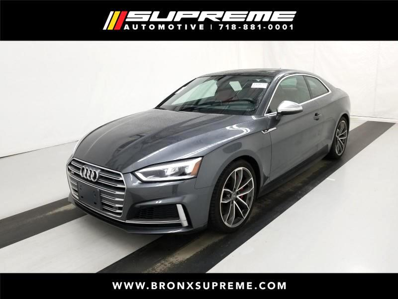 Pre-Owned 2018 Audi S5 Premium Plus Coupe quattro