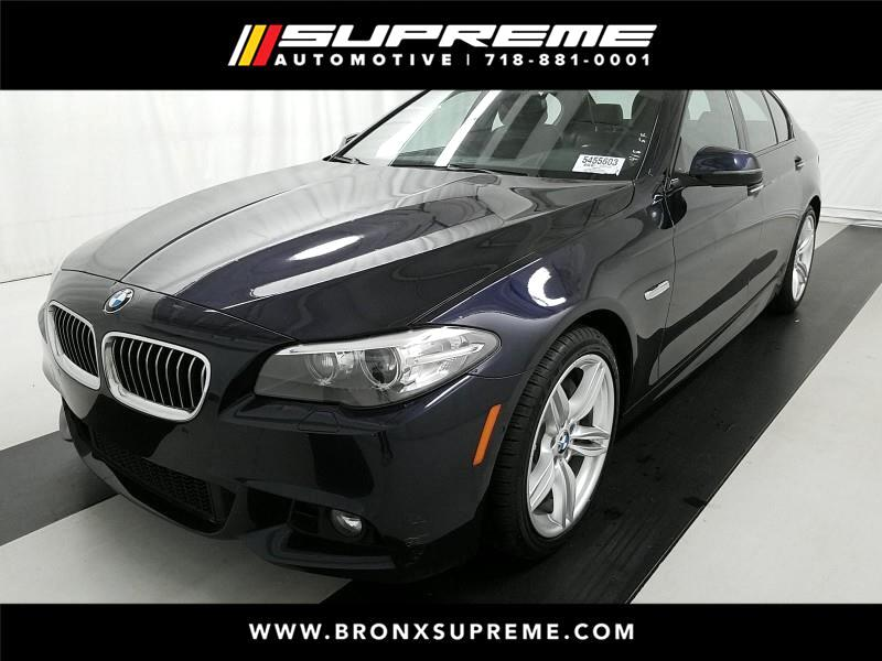 Pre-Owned 2016 BMW 5-Series 535i xDrive