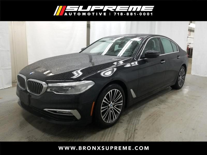 Pre-Owned 2017 BMW 5-Series 540i xDrive
