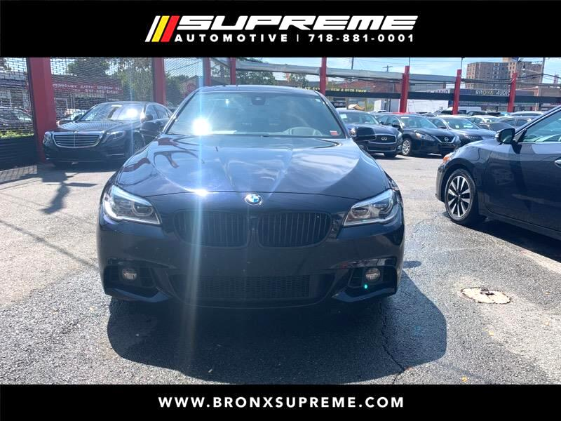Pre-Owned 2016 BMW 5-Series 550i xDrive