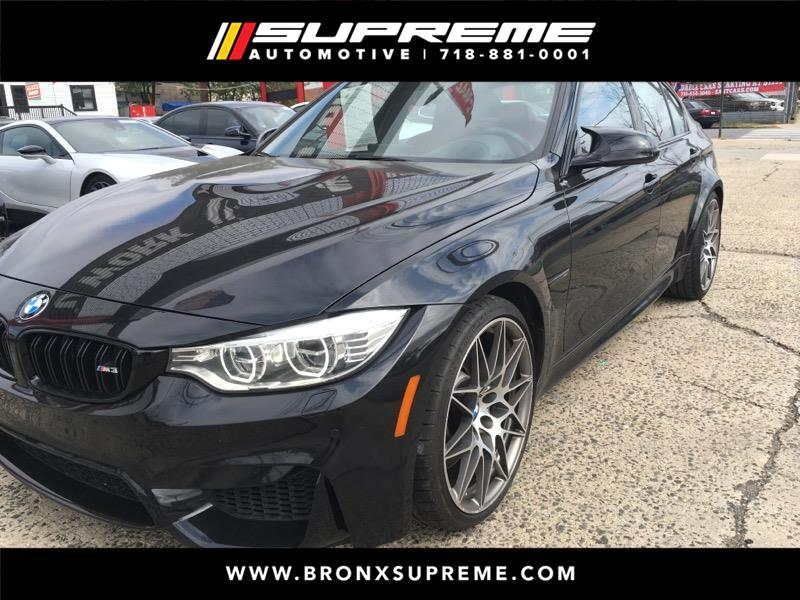 Pre-Owned 2017 BMW M3 Competition Package
