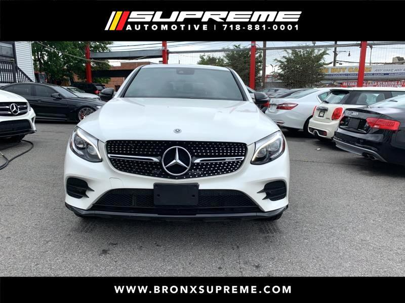 Pre-Owned 2018 Mercedes-Benz GLC AMG® GLC43