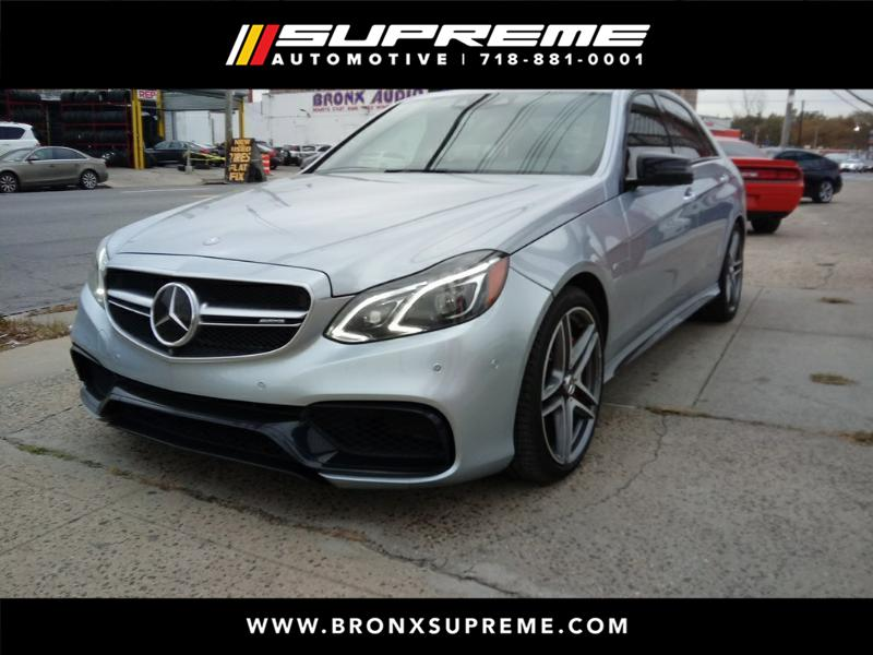 2016 Mercedes Benz Amg E 63 Sedan >> Pre Owned 2016 Mercedes Benz E Class 4dr Sdn Amg E 63 S 4matic Awd