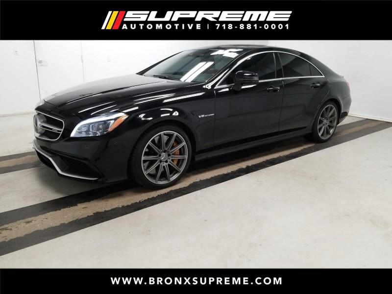 Pre-Owned 2017 Mercedes-Benz CLS CLS63S AMG® 4MATIC