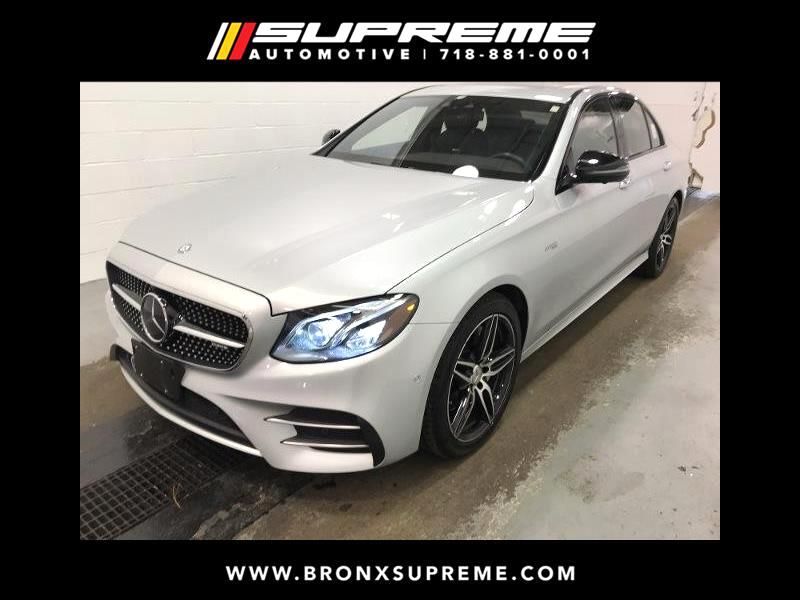 Pre-Owned 2017 Mercedes-Benz E-Class AMG® E 43 4MATIC