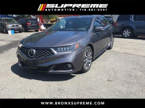 Pre-Owned 2019 Acura TLX SH-AWD A-Spec