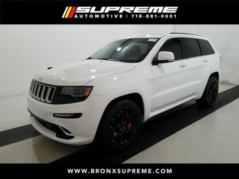 Pre-Owned 2015 Jeep Grand Cherokee SRT8 4WD