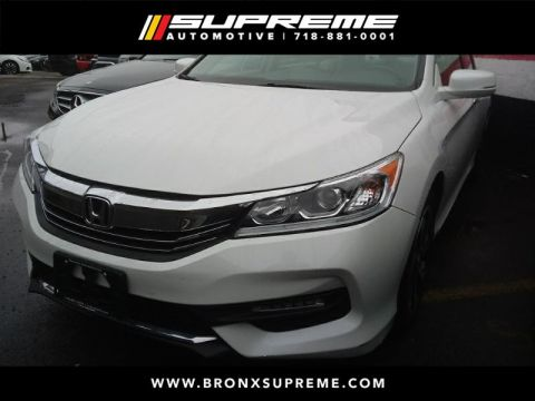 Pre-Owned 2017 Honda Accord EX-L Sedan CVT