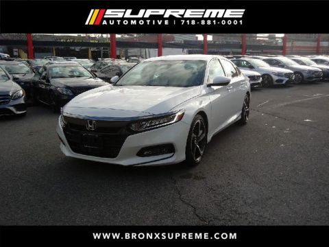 Pre-Owned 2018 Honda Accord Sport 2.0T 10A