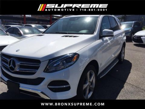 Pre-Owned 2016 Mercedes-Benz GLE GLE350 4MATIC®