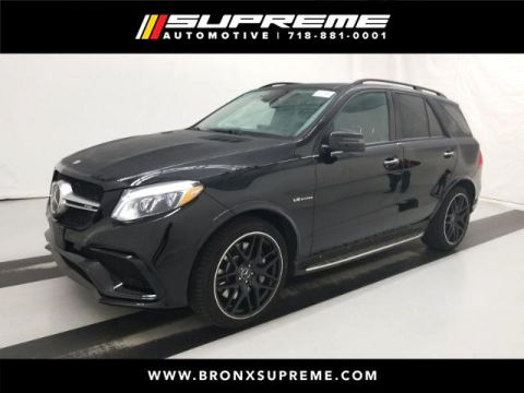 Pre-Owned 2017 Mercedes-Benz GLE GLE63 AMG® 4MATIC