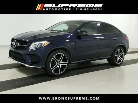 Pre-Owned 2017 Mercedes-Benz GLE Class AMG® GLE43 4MATIC