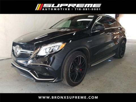 Pre-Owned 2017 Mercedes-Benz GLE Class AMG® GLE63S 4MATIC