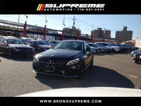 Pre-Owned 2016 Mercedes-Benz C-Class C450 AMG® 4MATIC