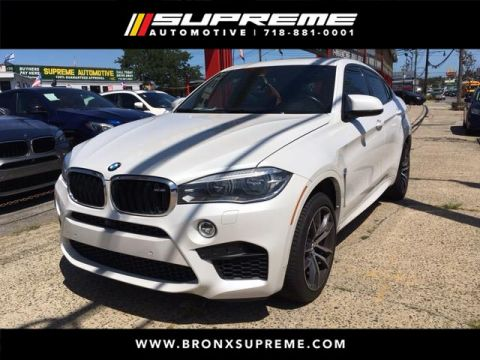 Pre-Owned 2016 BMW X6 M AWD 4dr