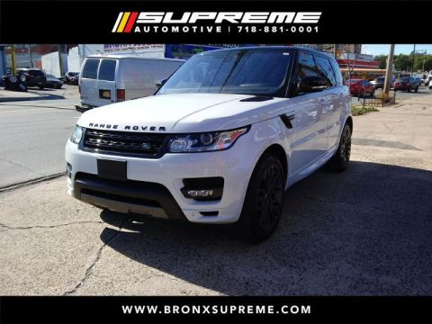 Pre-Owned 2017 Land Rover Range Rover Sport HSE Dynamic