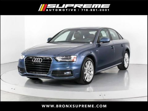 Pre-Owned 2016 Audi A4 2.0T Premium quattro Sedan AWD 8A