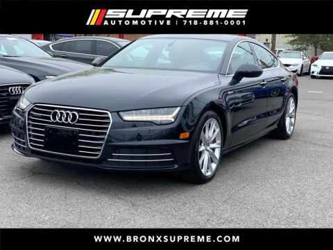 Pre-Owned 2016 Audi A7 3.0T Prestige Sedan Quattro