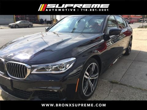 Pre-Owned 2017 BMW 7-Series 750i xDrive
