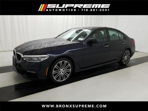Pre-Owned 2017 BMW 5-Series 530i xDrive