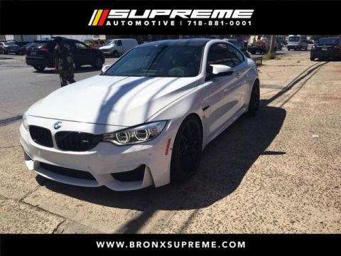 Pre-Owned 2016 BMW M4 2dr Cpe GTS