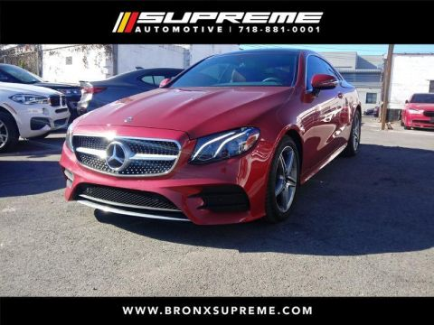 Pre-Owned 2019 Mercedes-Benz E-Class E450 Coupe