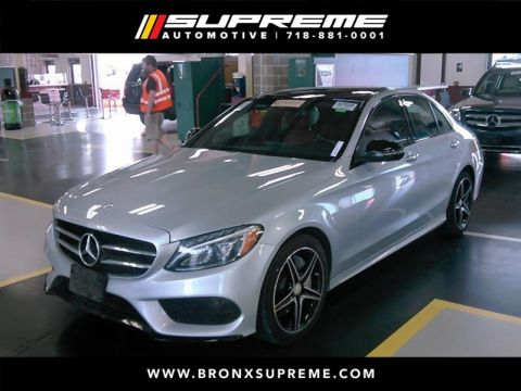Pre-Owned 2017 Mercedes-Benz C-Class C300 4MATIC® Sedan