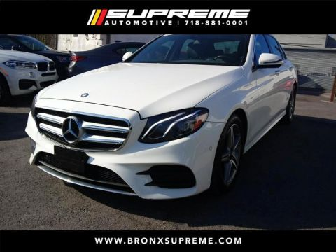 Pre-Owned 2017 Mercedes-Benz E-Class E300 4MATIC® Sedan